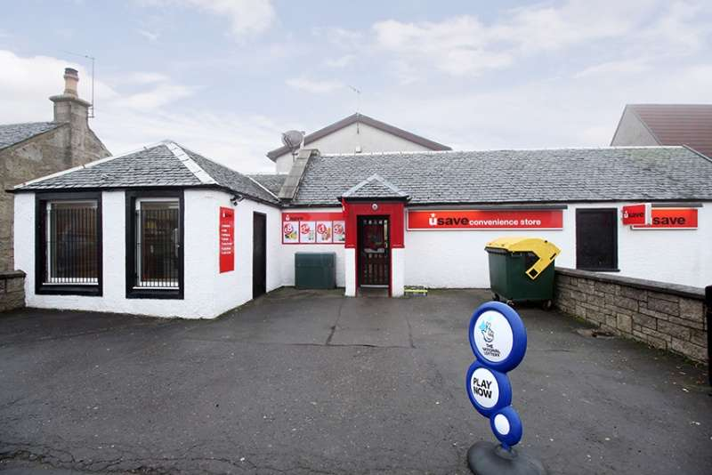 Commercial Property for sale in 68 Main Street, Shieldhill, Falkirk, FK1 2DT