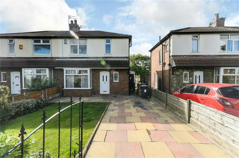 3 Bedrooms Semi Detached House for sale in Breightmet Drive, Breightmet, Bolton, Lancashire