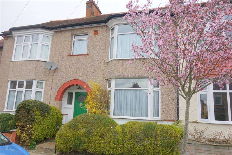 3 Bedrooms Terraced House for sale in Cedar Park Road, Enfield