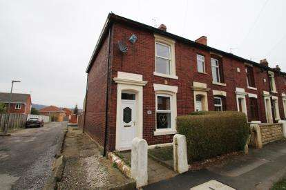 2 Bedrooms Terraced House for sale in Brothers Street, Blackburn, Lancashire, BB2