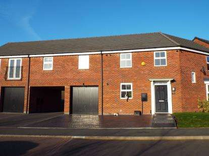 3 Bedrooms Terraced House for sale in Water Reed Grove, Walsall, West Midlands