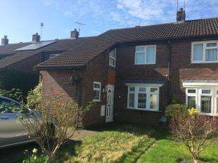 3 Bedrooms Terraced House for sale in Mercury Close, Crawley, West Sussex