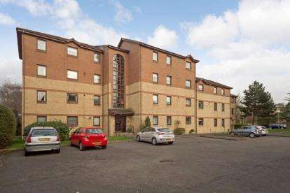 2 Bedrooms Flat for sale in Lochfield Road, Paisley