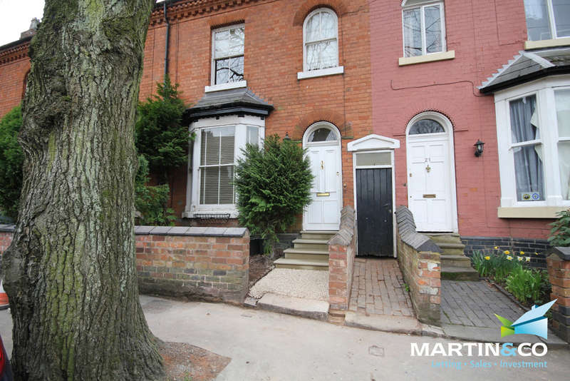5 Bedrooms Terraced House for rent in Albany Road, Harborne, B17