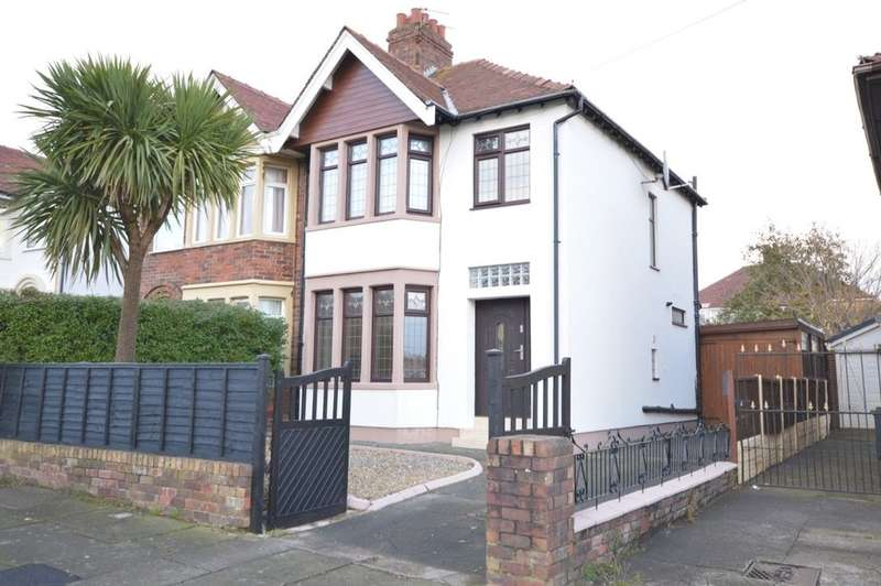 3 Bedrooms Semi Detached House for sale in Calder Road, North Shore