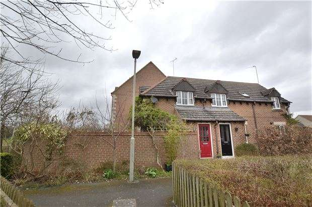 2 Bedrooms Semi Detached House for sale in Wharfdale Way, Hardwicke, GLOUCESTER, GL2 4JE
