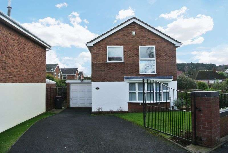 3 Bedrooms Detached House for sale in Bridle Road, Madeley, Telford, Shropshire.