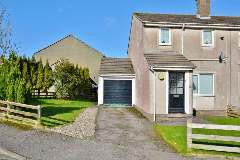 2 Bedrooms Semi Detached House for sale in Meadowfield Grove, Seascale