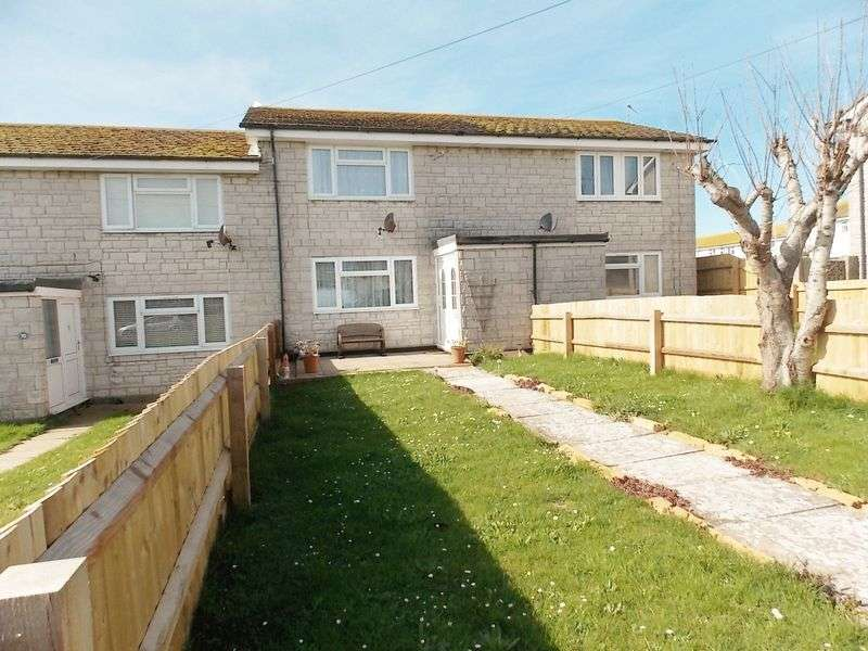 2 Bedrooms Terraced House for sale in Greenways, Portland