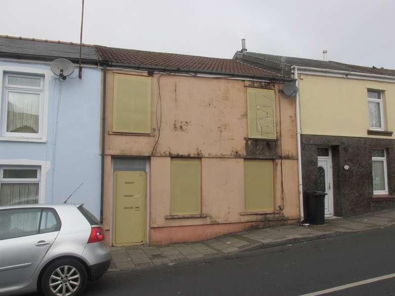 3 Bedrooms Terraced House for sale in White Street, Dowlais, Merthyr Tydfil