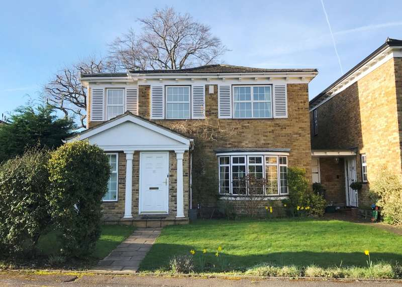 5 Bedrooms Detached House for sale in Kingston Hill