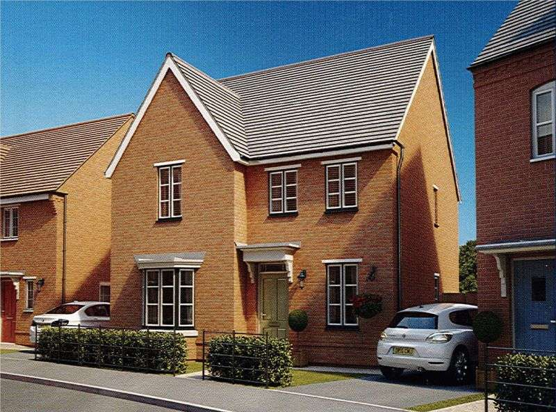 4 Bedrooms Detached House for sale in Lakeside, Wedgwood Village, Barlaston