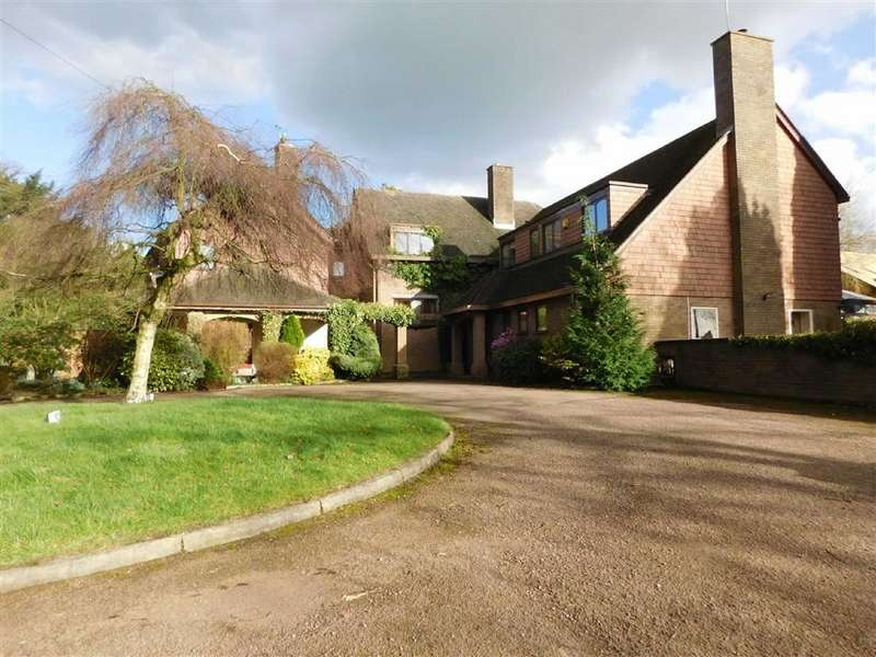 5 Bedrooms Property for sale in Red Lane, Disley, Stockport