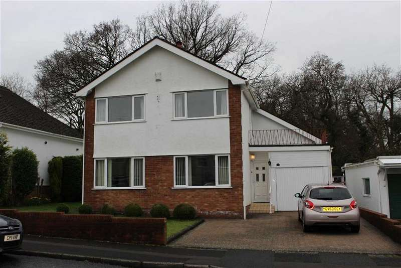 4 Bedrooms Property for sale in Bishwell Road, Gowerton, Swansea