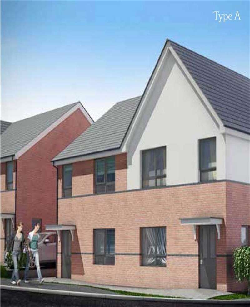 3 Bedrooms Property for sale in Plot 15 Whinberry Place, 18 Bilberry Place, RAWTENSTALL, Lancashire, BB4
