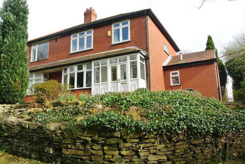 3 Bedrooms Property for sale in Brownhill Lane, Uppermill, SADDLEWORTH, OL3