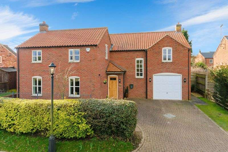 4 Bedrooms Detached House for sale in Dovecote Lane, Tetford