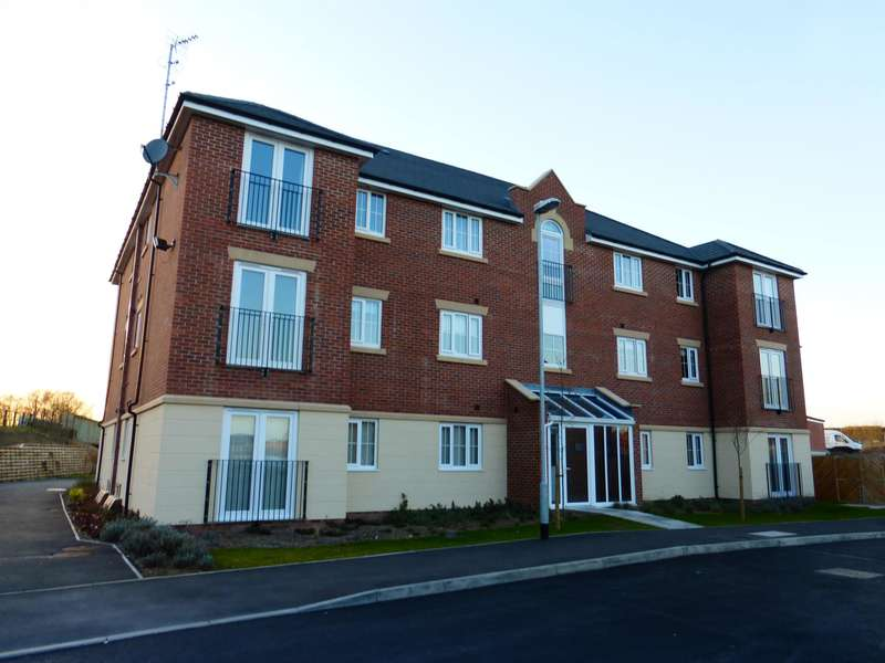 2 Bedrooms Apartment Flat for sale in Freya Road, Ollerton, Newark, NG22