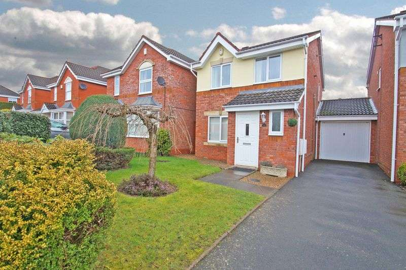 3 Bedrooms Detached House for sale in Butlers Hill Lane, Redditch