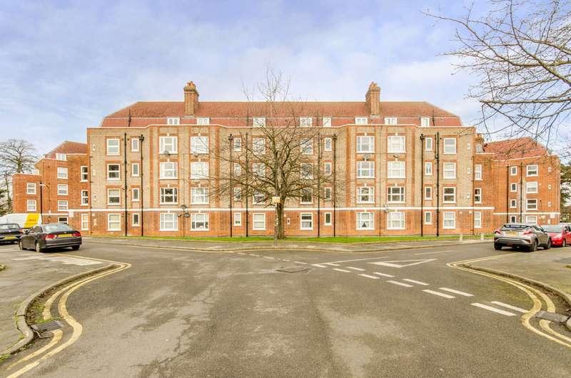 2 Bedrooms Flat for sale in Hatfield Mead, Morden, SM4