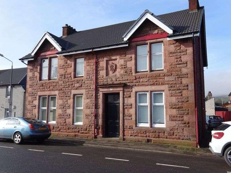 1 Bedroom Flat for sale in George Street, Bonhill