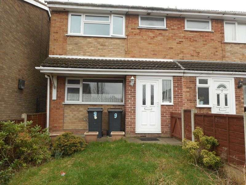 3 Bedrooms Terraced House for sale in Mallard Avenue, Nuneaton