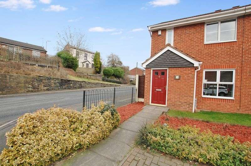 3 Bedrooms Semi Detached House for sale in Riverbanks, Bolton