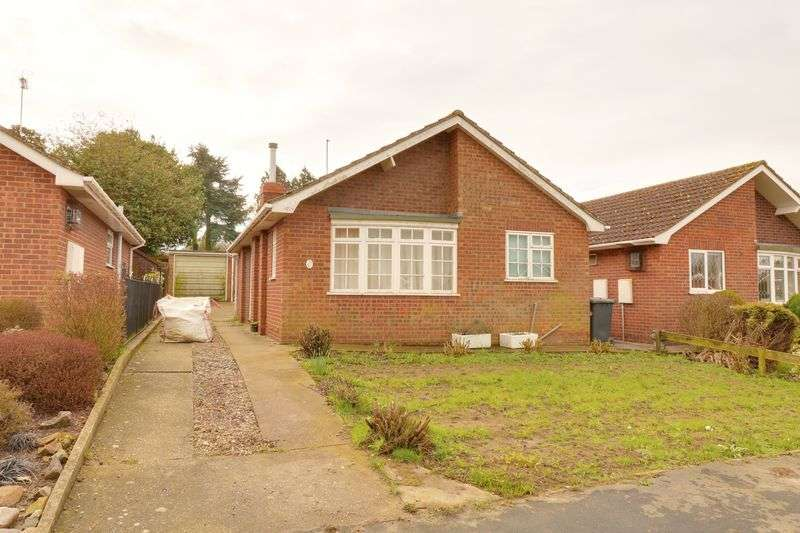 2 Bedrooms Detached Bungalow for sale in Norman Close, Barton-Upon-Humber