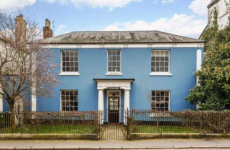4 Bedrooms House for sale in Moretonhampstead