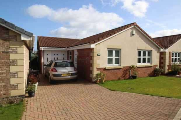 3 Bedrooms Detached Bungalow for sale in The Signals, Morpeth, Northumberland, NE61 5QU