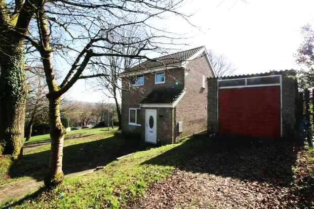4 Bedrooms Detached House for sale in Denbigh Crescent, Swansea, West Glamorgan, SA6 6TH