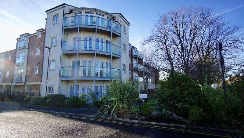 2 Bedrooms Flat for sale in WHARRY COURT BENTON