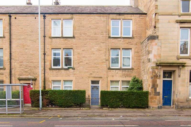 3 Bedrooms Flat for sale in 18 Mayfield Road, Newington, Edinburgh, EH9 2NJ