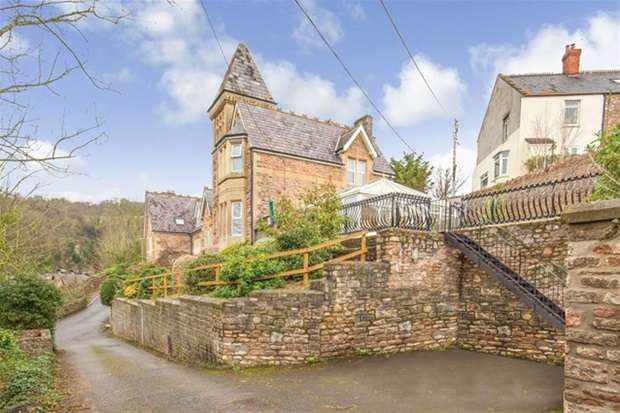 3 Bedrooms Semi Detached House for sale in School Hill, Wookey Hole, Wells
