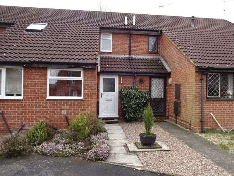 1 Bedroom Terraced House for sale in Linnet Rise, Kidderminster DY1o 4TW