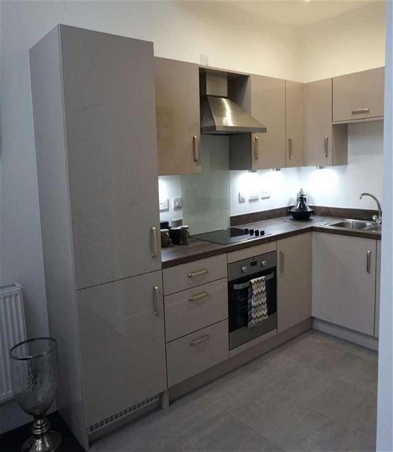 Studio Flat for sale in Wheatsheaf Way, Leicester