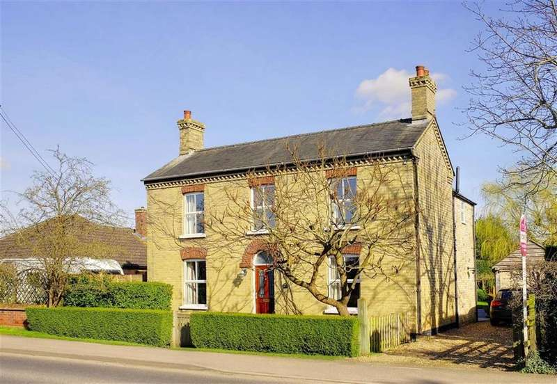 4 Bedrooms Detached House for sale in Station Road, Willingham, Cambridge