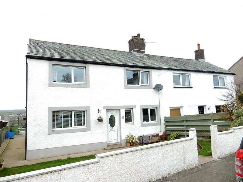 4 Bedrooms Semi Detached House for sale in The Hill, Brigham