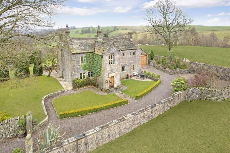 6 Bedrooms Detached House for sale in Scosthrop Manor, Airton, Skipton