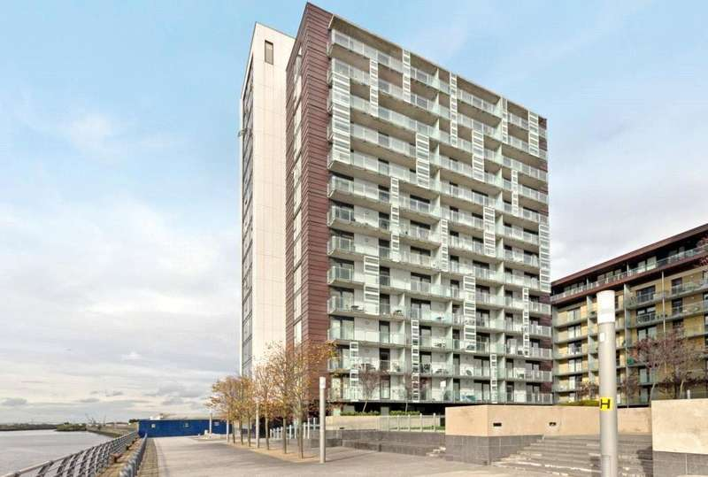 2 Bedrooms Flat for sale in GH20, 357 Glasgow Harbour Terraces, Glasgow, G11