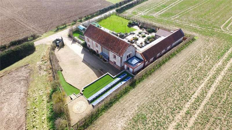 5 Bedrooms Barn Conversion Character Property for sale in Field Barn Lane, Burnham Thorpe, King's Lynn, Norfolk, PE31