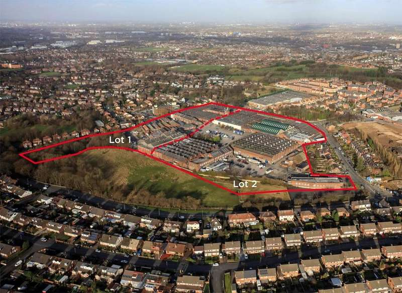 Plot Commercial for sale in Talbot Road, Hyde, Greater Manchester, SK14