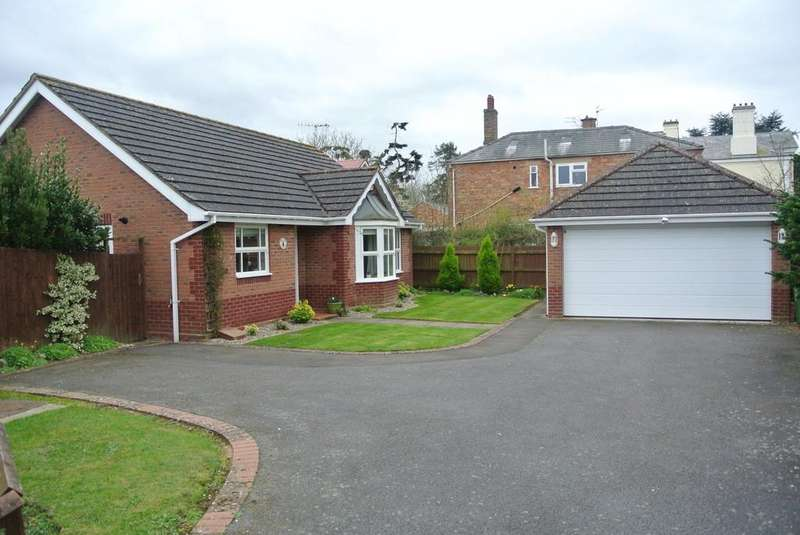 2 Bedrooms Detached Bungalow for sale in Shannon Way, Evesham