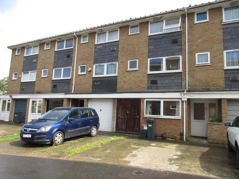 3 Bedrooms Terraced House for sale in Aplin Way Aplin Way, Isleworth, TW7
