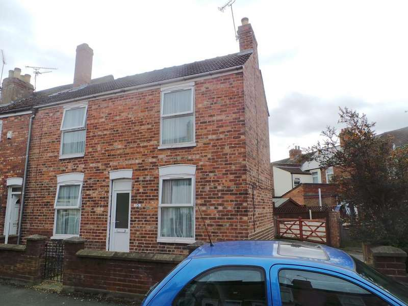 3 Bedrooms End Of Terrace House for sale in Bacon Street, Gainsborough