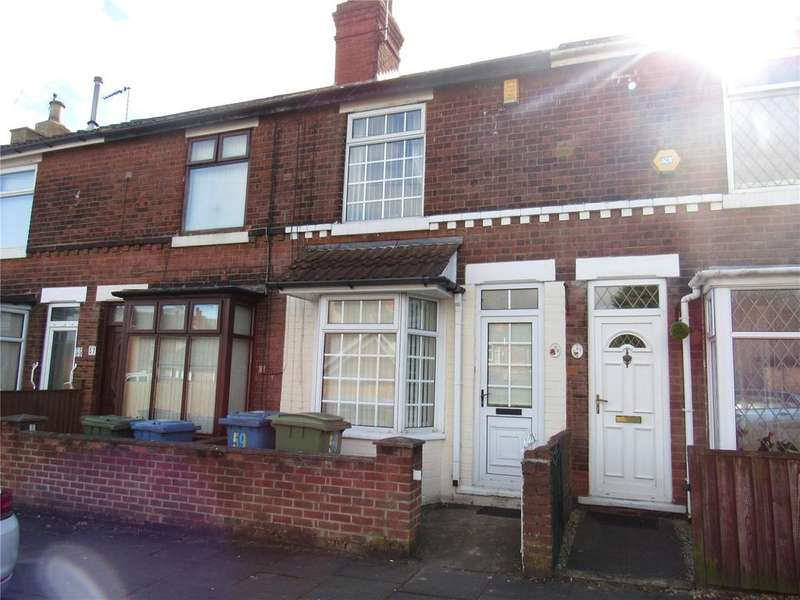 2 Bedrooms Terraced House for sale in Sadler Street, Mansfield, Nottinghamshire, NG19