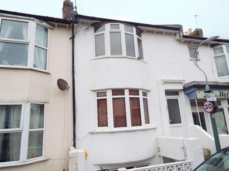 1 Bedroom Flat for sale in Shirley Street Hove East Sussex BN3