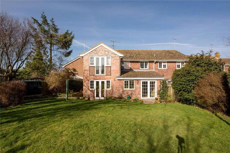 4 Bedrooms End Of Terrace House for sale in Southfield, West Overton, Marlborough, Wiltshire, SN8