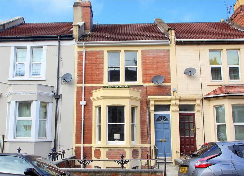 2 Bedrooms Maisonette Flat for sale in Cotswold Road, Windmill Hill, Bristol, BS3