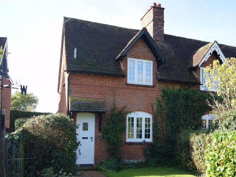 3 Bedrooms Semi Detached House for rent in Trash Green, Theale Road, Burghfield, Reading, RG30